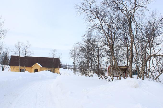 Murmansk - vùng đất trong vòng Bắc Cực của Nga
