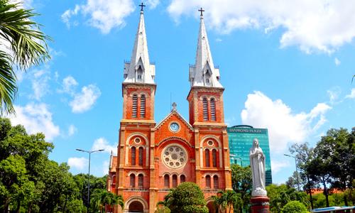 Nhiều công viên trung tâm Sài Gòn được cải tạo để hút du khách