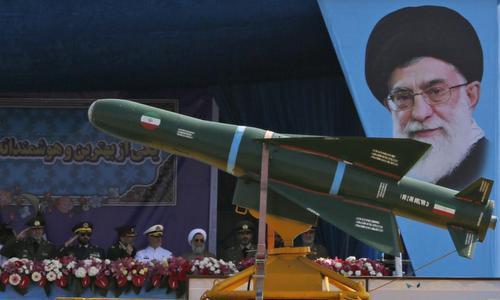 Iran cảnh báo sẵn sàng phóng tên lửa nhằm vào Israel