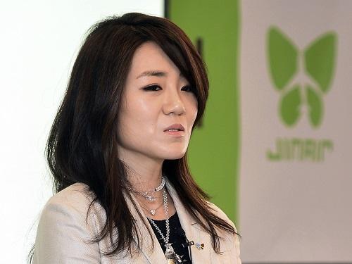 Cho Hyun-min, giám đốc tiếp thị của hãng hàng không Korean Air. Ảnh: