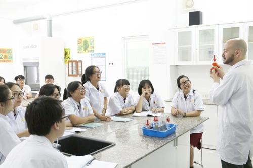 Điểm mạnh của trường Quốc tế Á Châu