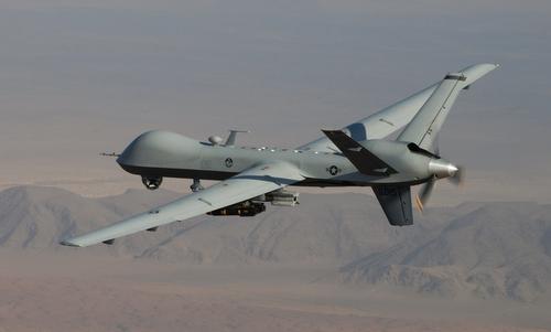 Máy bay không người lái MQ-9 Reaper của Mỹ. Ảnh: USAF.