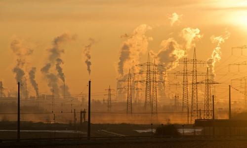 Không khí đang ô nhiễm nặng ở nhiều nới trên thế giới.Ảnh: Pixabay.