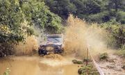 Bán tải Việt tranh tài off-road mừng sinh nhật ở Hà Nội
