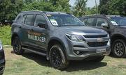 Chevrolet Trailblazer sẽ bán tại Việt Nam vào tháng 5