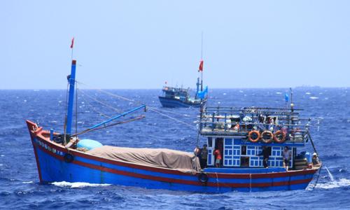 Thông báo ngừng đánh cá ở biển Đông của Trung Quốc là vô giá trị