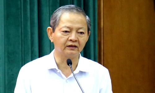 """Ông Lê Văn Khoa: """"Tôi xin từ nhiệm để người khác làm tốt hơn"""""""