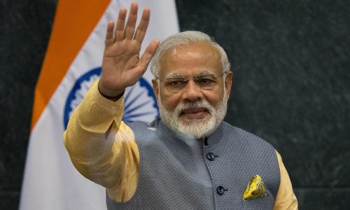 Ấn Độ phá âm mưu đánh bom ám sát Thủ tướng Modi
