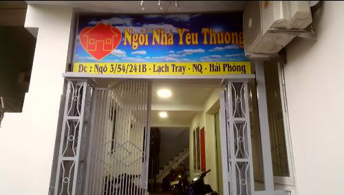 Ngôi nhà yêu thương trị giá 3 tỷ đồng được nữ doanh nhân Hải Phòng Đặng Thị Minh Thảo đầu tư xây dựng để làm nơi đónnhững mảnh đời khó khăn, bất hạnh và sinh viên nghèo vượt khó đến ăn, nghỉ.
