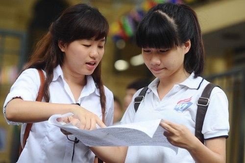 Kỳ tuyển sinh vào lớp 10 THPT của Hà Nội năm 2018-2019 có một số thay đổi. Ảnh: Quý Đoàn.
