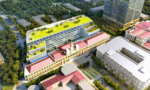 TP HCM được khuyên xây trung tâm hành chính mới ở Thủ Thiêm -