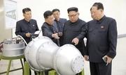 Cơ sở thử hạt nhân của Triều Tiên có thể đã sụp đổ