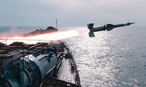 Hạm đội tàu chiến Nga tập trận sát Syria
