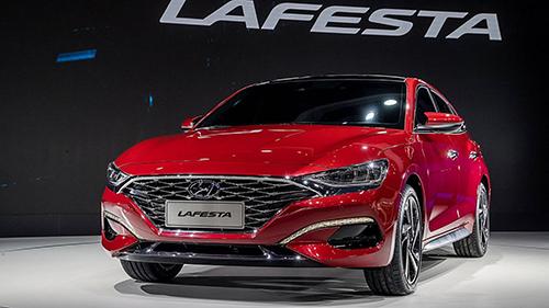Lafesta có thể chỉ bán tại thị trường Trung Quốc. Ảnh: Motor1.