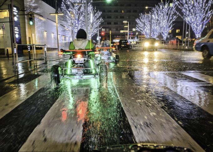 Săn siêu xe về đêm ở Tokyo - một góc khác của người Nhật