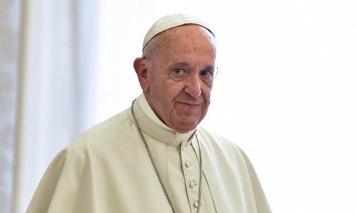 """Giáo hoàng ca ngợi """"cam kết dũng cảm"""" của lãnh đạo Hàn - Triều"""