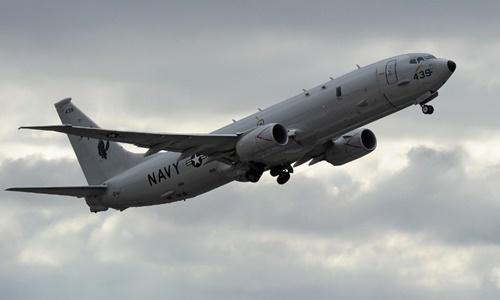 Chiến đấu cơ Nga bị tố cáo áp sát máy bay hải quân Mỹ