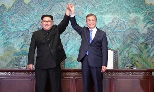 Hàn - Triều nhất trí mở văn phòng liên lạc tại thủ đô của nhau