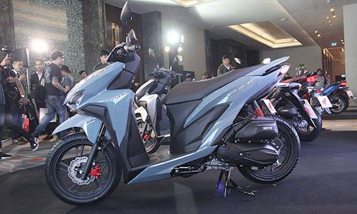 Honda Click thế hệ mới.