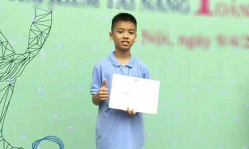 Học sinh Hà Giang vào chung kết thi Toán bằng tiếng Anh quốc tế