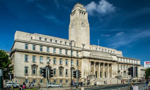 Trong nhóm Rusell Group, Đại học Leeds có tỷ lệ sinh viên gian lận tăng mạnh nhất suốtba năm qua. Ảnh: University of Leeds