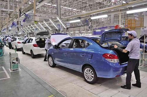 Mitsubishi đang chờ Giấy chứng nhận chất lượng kiểu loại từ chính phủ Thái Lan để tiếp tục xuất xe sang Việt Nam. Ảnh: Inquier.