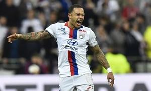 Top 5 bàn thắng đẹp vòng 35 Ligue 1