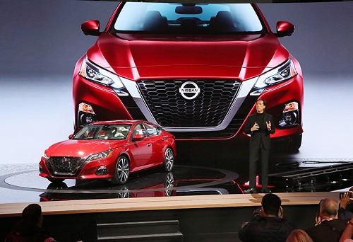 Các hãng xe Mỹ đã lên kế hoạch dừng bán sedan tại thị trường trong nước, trong khi hãng xe Nhật vẫn nuôi hy vọng ở phân khúc này. Ảnh: Nissan.
