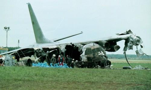 4 tai nạn máy bay quân sự thảm khốc do chim trời gây ra