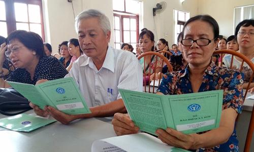 8 đề xuất cải cách bảo hiểm xã hội sắp trình Trung ương Đảng