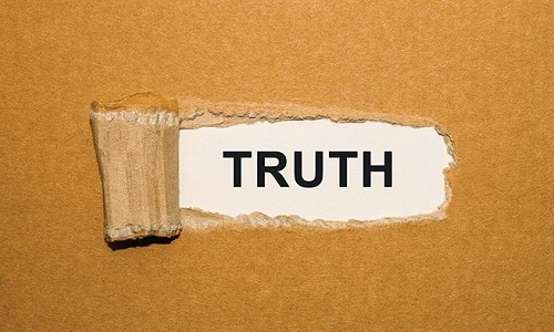 Trắc nghiệm các câu nói về sự thật trong tiếng Anh