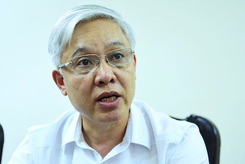 Vụ trưởng Vụ 4 Ban Tổ chức Trung ương Phạm Quang Hưng. Ảnh: Giang Huy