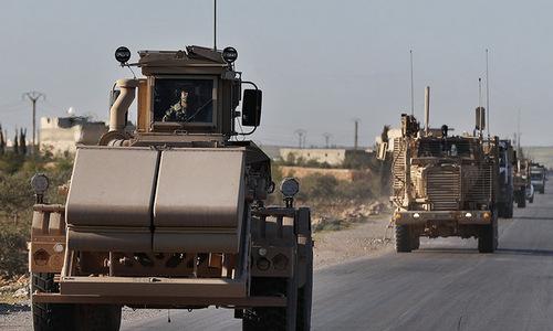 Binh sĩ Pháp xuất hiện ở biên giới Syria - Thổ Nhĩ Kỳ