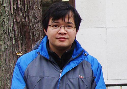 Tiến sĩ Đỗ Quốc Tuấn.