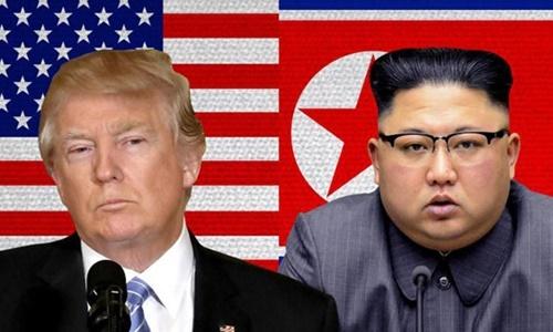 Báo Hàn: Cuộc gặp Trump - Kim sẽ diễn ra ở Singapore