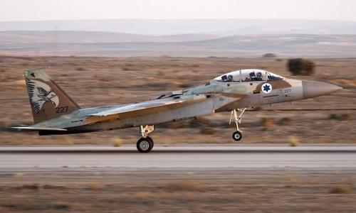 Tranh cãi về giả thuyết tiêm kích Israel giả dạng phi cơ Mỹ để tấn công Syria