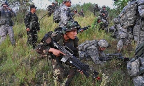 8.000 binh sĩ Mỹ, Philippines diễn tập chung thường niên