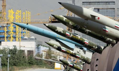Israel cáo buộc Iran chuyển nhiều vũ khí tối tân cho Syria