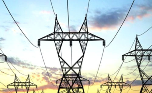 Bài toán chuyển tải điện của năm vùng kinh tế