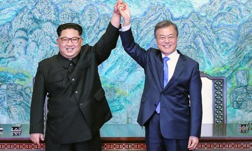 Món quà đặc biệt Moon Jae-in tặng Kim Jong-un