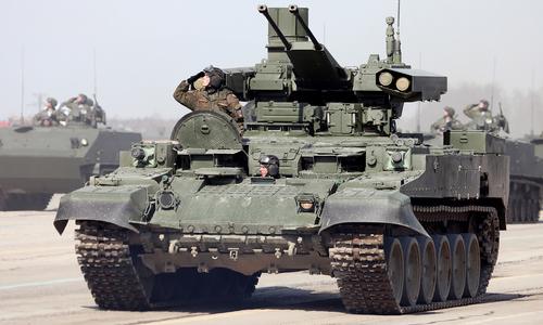7 vũ khí Nga sẽ xuất hiện lần đầu tại Duyệt binh Chiến thắng
