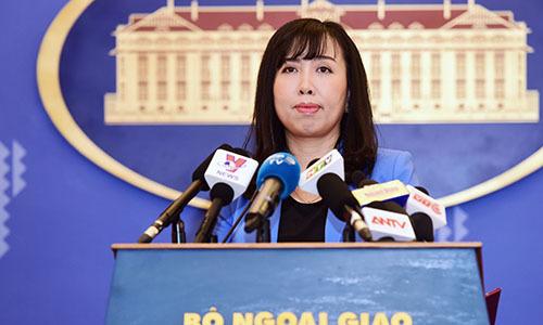 Việt Nam quan ngại trước tình hình bạo lực gia tăng tại dải Gaza