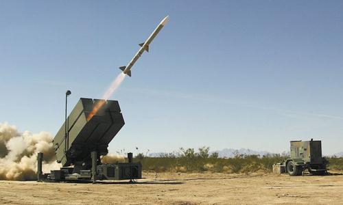 Mẫu tên lửa phòng không thành công nhất trong lịch sử quân sự Na Uy