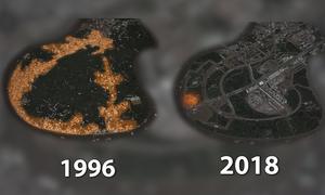 Khu dân cư Thủ Thiêm biến mất như thế nào từ 1996 đến nay?