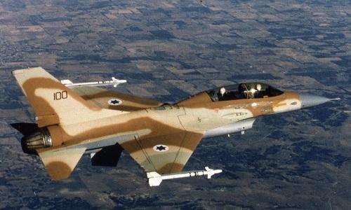 Israel thông báo cho Nga trước khi không kích căn cứ Iran ở Syria