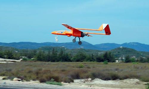 Bình Thuận sẽ dùng máy bay không người lái để quản lý rừng