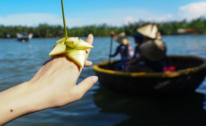 Khu rừng dừa như miền Tây sông nước tại Hội An