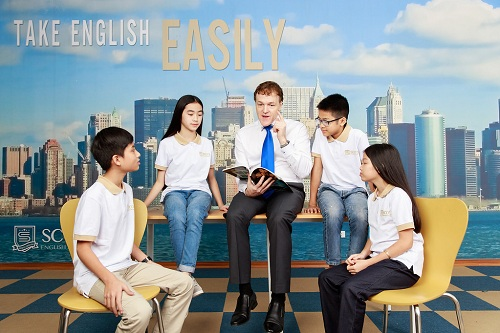 Khám phá trường Anh ngữ chuẩn Úc ngay tại KĐT Linh Đàm