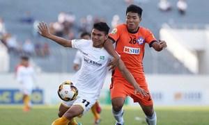 Đà Nẵng 1-3 SLNA(lượt đi tứ kết Cup Quốc gia 2018)