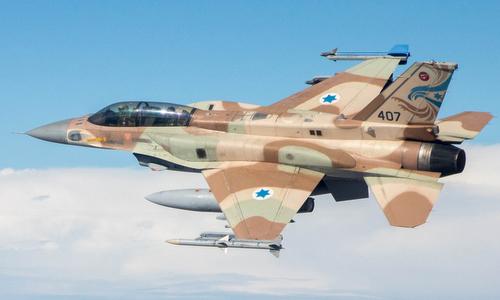 Không kích Syria, Israel có thể khơi mào cuộc chiến mới tại Trung Đông
